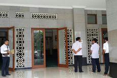 Terkait Dugaan Korupsi, Polisi Cek Masjid di Kantor Wali Kota Jakpus