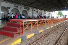 Stasiun Rangkasbitung Siap Dioperasikan untuk Layanan KRL