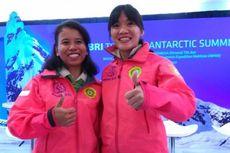 Kisah 2 Srikandi Indonesia yang Daki Tujuh Gunung Tertinggi di Dunia