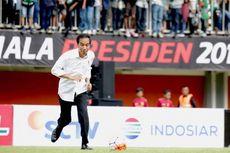 Jokowi Akan Tonton Final Piala Presiden 2017