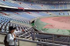 Ikut Tur Stadion Yokohama, Aura Kemenangan Brasil Begitu Terasa