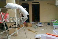 Rumah Wali Kota Kendari Berantakan akibat Ledakan