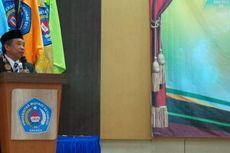 Pelawak Komar Diangkat Jadi Rektor Universitas di Brebes