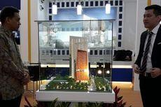 Logios Depok Ikut Rebutan Pasar Apartemen Mahasiswa