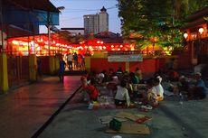 Potret Kerukunan dalam Buka Puasa Bersama di Wihara Dharma Bakti