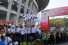 Menteri Rini Lepas 250.000 Peserta Mudik Bareng BUMN