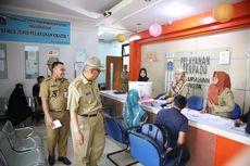 Selesai Libur Lebaran, Wali Kota Jakut Sidak Kantor Kelurahan hingga Puskesmas