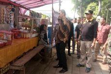 Wakil Wali Kota Bogor Minta PKL Kawasan Ini Dibongkar karena
