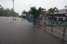 Hujan Deras di Seram Barat Sebabkan Genangan Air di Ruang Pasien RSUD