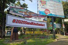 Jelang Pilgub Sumbar 2020, Spanduk Sandiaga Uno Sumbar 1 Terpajang di Sejumlah Titik