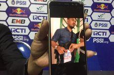 Pria Diduga Ofisial PSM Makassar Ditangkap karena Bawa Senpi