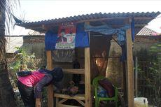 Lansia Ini Diduga Ditelantarkan Anak, Makan Andalkan Pemberian Tetangga