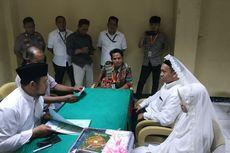 Pria yang Ancam Penggal Jokowi Menikah di Rutan Polda Metro