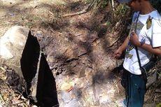 Dekat Potongan Tubuh yang Terbakar Ditemukan Pisau, Tempat Lipstik dan Anting