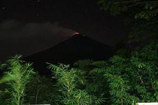 Penyebab Suara Gemuruh dan Sinar Api di Gunung Karangetang