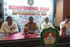 Petinju dari 31 Negara Ramaikan Turnamen Tinju Internasional Piala Presiden di Labuan Bajo