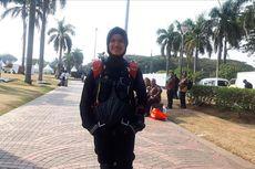 Berkenalan dengan Yeni, Polwan Penerjun Payung pada Puncak HUT ke-73 Bhayangkara