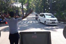 Rekayasa Lalin di Jalan Cipaganti, Sukajadi, dan Setiabudi Bandung Mulai Berlaku