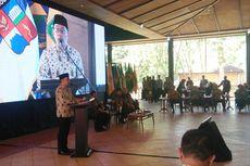 Kopdar dengan Kepala Daerah se-Jabar, Ridwan Kamil Paparkan 9 Program Prioritas