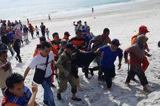 Bocah Perempuan yang Hilang Terseret Gelombang di Pantai Matras Ditemukan