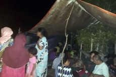 Pemda Halmahera Selatan Salurkan Bantuan untuk Pengungsi Gempa