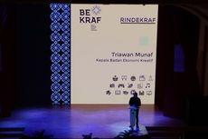 2019, Bekraf Mulai Realisasikan 1 Kota Kreatif di Dekat Jakarta