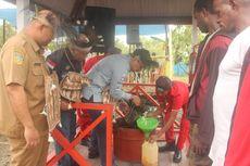 Bertambah Penyalur BBM Satu Harga di Papua, Warga: Terima Kasih Jokowi