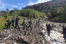 Intensitas Pencarian Helikopter MI-17 di Papua Akan Dikurangi