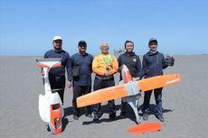 UGM Kembangkan Drone Amfibi Untuk Pengawasan dan Mitigasi Bencana