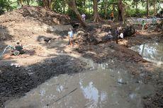 Struktur Mirip Fondasi di Situs Peninggalan Majapahit di Jombang Diduga Petirtaan