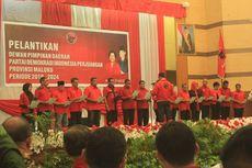 Murad Ismail Jabat Ketua DPD PDI Perjuangan Maluku