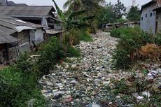 200 Bangunan Liar Sulitkan Upaya Bersihkan Kali Bahagia di Bekasi