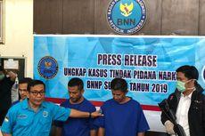 Ekstasi dan 23 Kilogram Sabu yang Diungkap BNN untuk Tujuan Lampung dan Jakarta