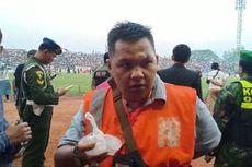 Wartawan TV Korban Kekerasan Saat Liput Kericuhan Laga Persis Solo Vs PSIM Yogya