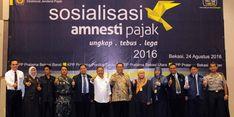 Wagub Jabar Dorong Warga Ikuti Amnesti Pajak