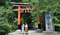 """Itinerary"" Satu Hari di Kyoto"