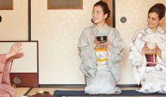 Syahdunya Upacara Minum Teh Tradisional di Tokyo