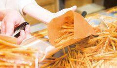 """Olive Oil Imo-Kenpi"", Keripik Stik Ubi Paling Laris di Jepang"