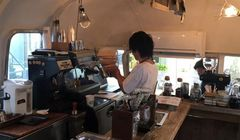 Kafe Unik di Tokyo, Berada di Dalam Kontainer