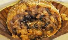 Mencoba Arancini, Kroket Nasi Italia di Jepang