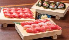 Siap Makan Sushi Tuna Sepuasnya di Tokyo?