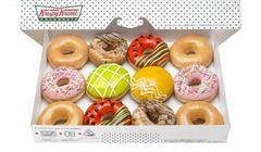 Cocok Jadi Oleh-oleh dari Jepang, Rasa Musim Panas Krispy Kreme