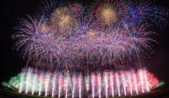 """Ahli Kembang Api Terbaik Dunia Berkumpul di Festival Kembang Api Tokyo """"~EDOMODE~"""""""