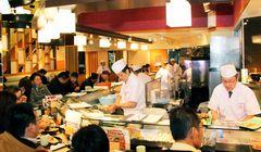 Tipe-tipe Restoran Sushi