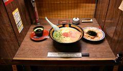 """Cara Memesan """"Kaedama"""" di Restoran Ramen ICHIRAN"""
