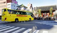 Wajib Coba, Naik Bus Wisata di Tokyo