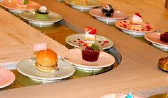 """Terbaru di Jepang, Makan Sepuasnya Camilan Manis di Kafe """"Kaiten Sweets"""""""