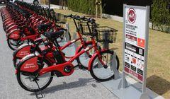 Keliling Kota Nara di Jepang, Sewa Sepeda Saja!