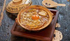 """Sensasi Baru Kuliner Nagoya, """"Kare Nikomi Udon"""" Gagasan Sebuah Kedai Tua"""