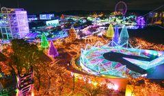 """Siapkan """"IG Story"""" Anda, Yomiuriland di Jepang Dihiasi 6 Juta Lampu!"""